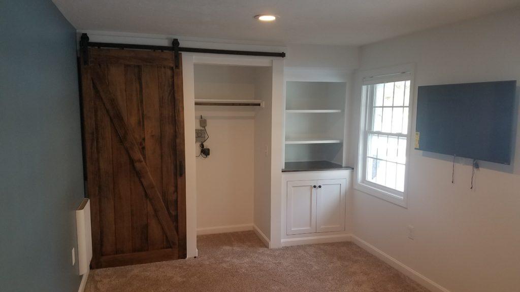 Custom Cabinet 2