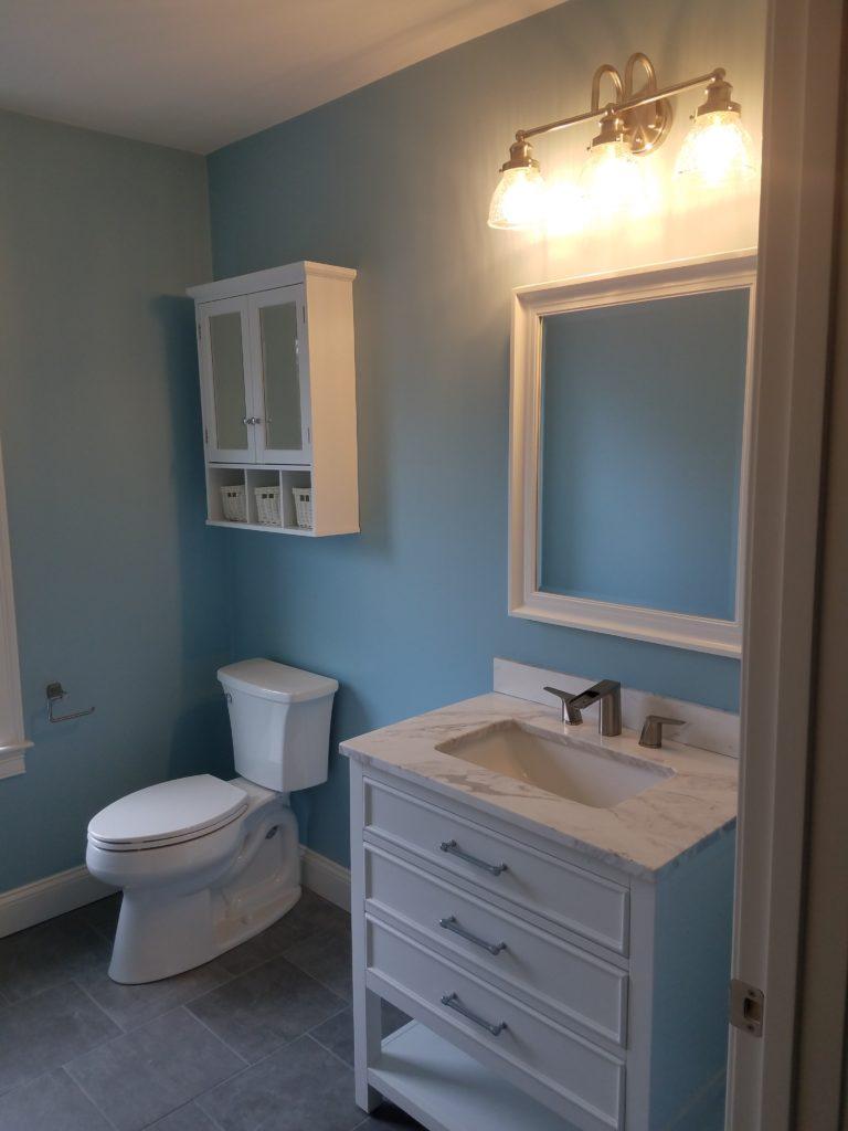 Davenport Bathroom
