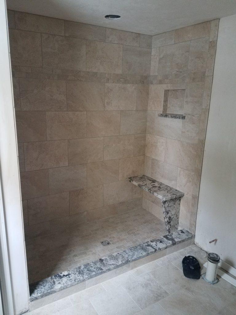 Lee Walk-In Shower